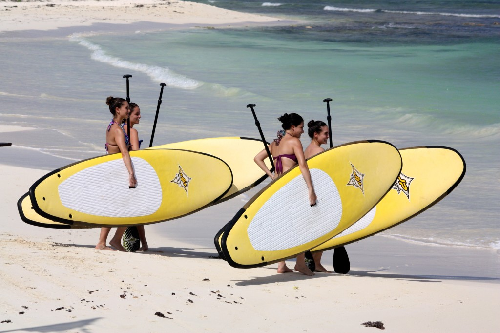 playa-del-carmen-paddleboarding-tours